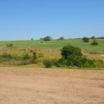Vista do horizonte da propriedade