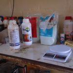 Adubos e fertilizantes utilizados